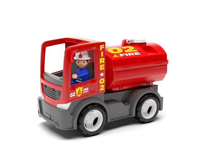 Multigo hasiči